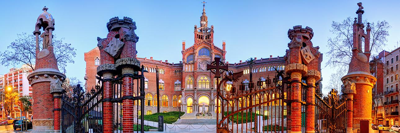 A Sant Pau kórház