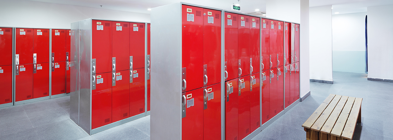 Cleaning Locker Rooms Blog