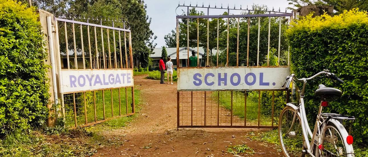 Royalgate School Banner