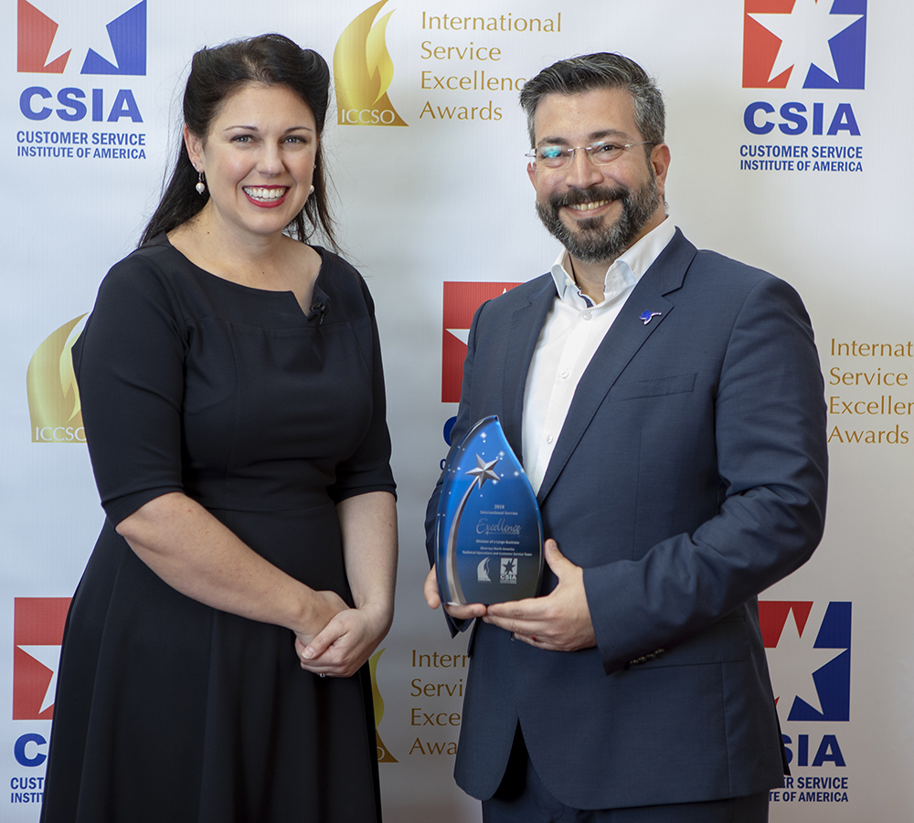 Diversey Service Excellence Award