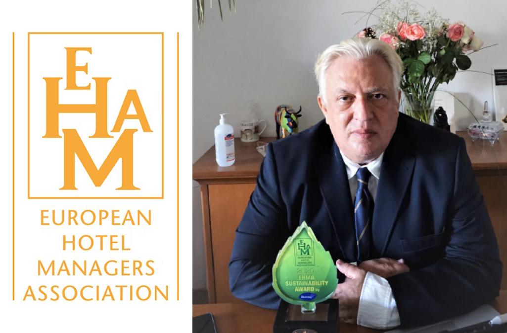 EHMA Award Winner
