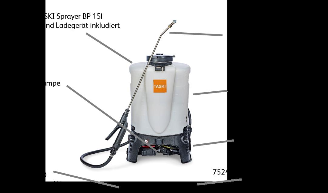 TASKI Sprayer BP