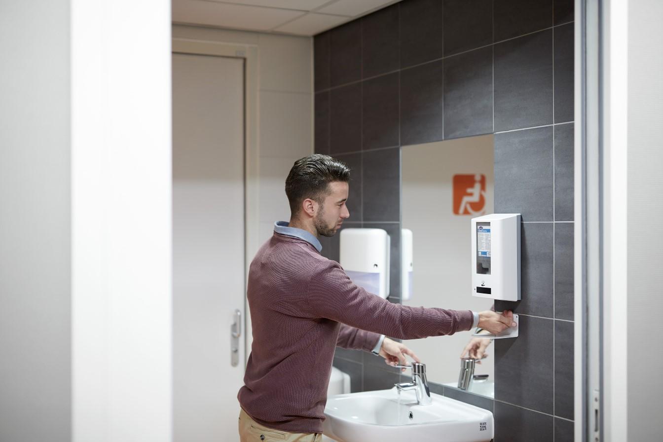Smart Handwashing System Diversey