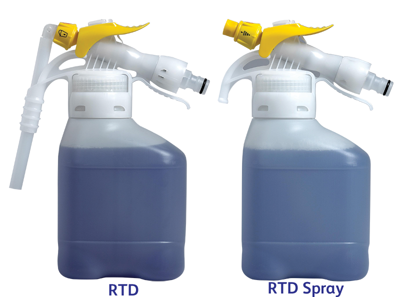 RTD and RTD Spray