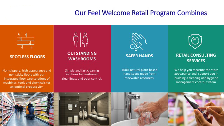 Retail Welcome Program