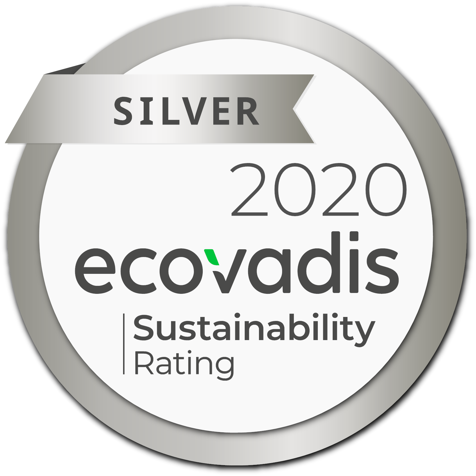 Silver Sustainability Rating