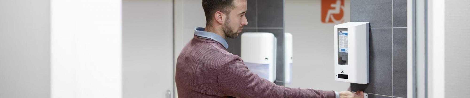 Automatic Soap Dispenser Intellicare
