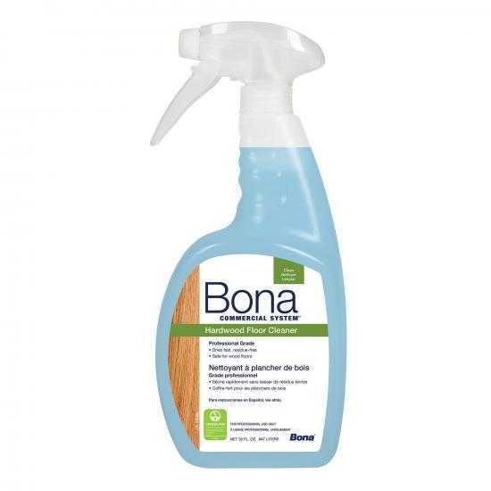 Bona Commercial System Hardwood Floor Cleaner Diversey