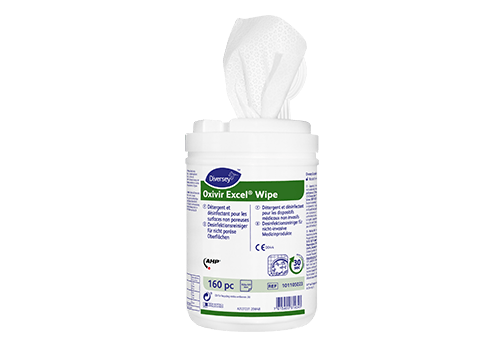 Oxivir Excel Wipe Container 500x350