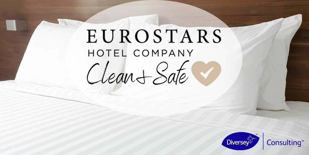 Współpraca hoteli Eurostars z Diversey Consulting