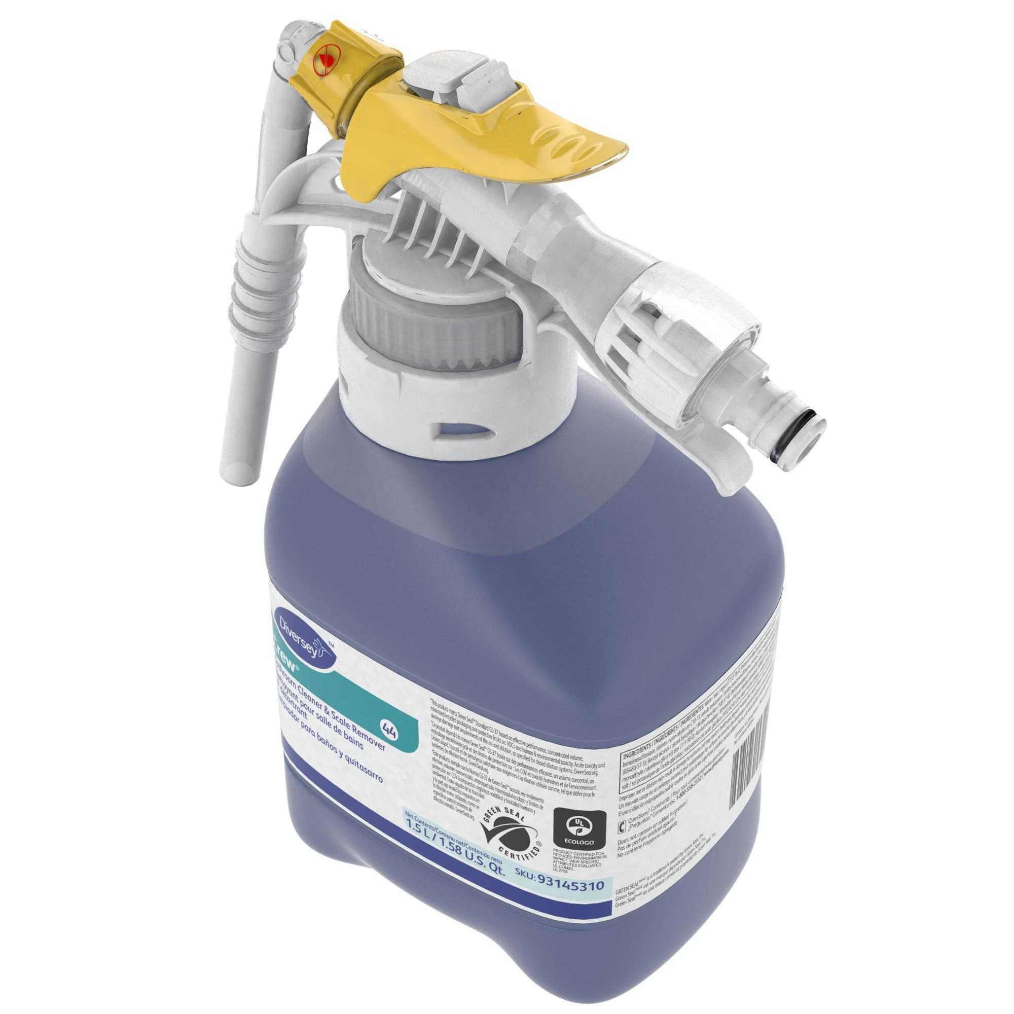 Crew Bathroom Cleaner Scale Remover Diversey Global