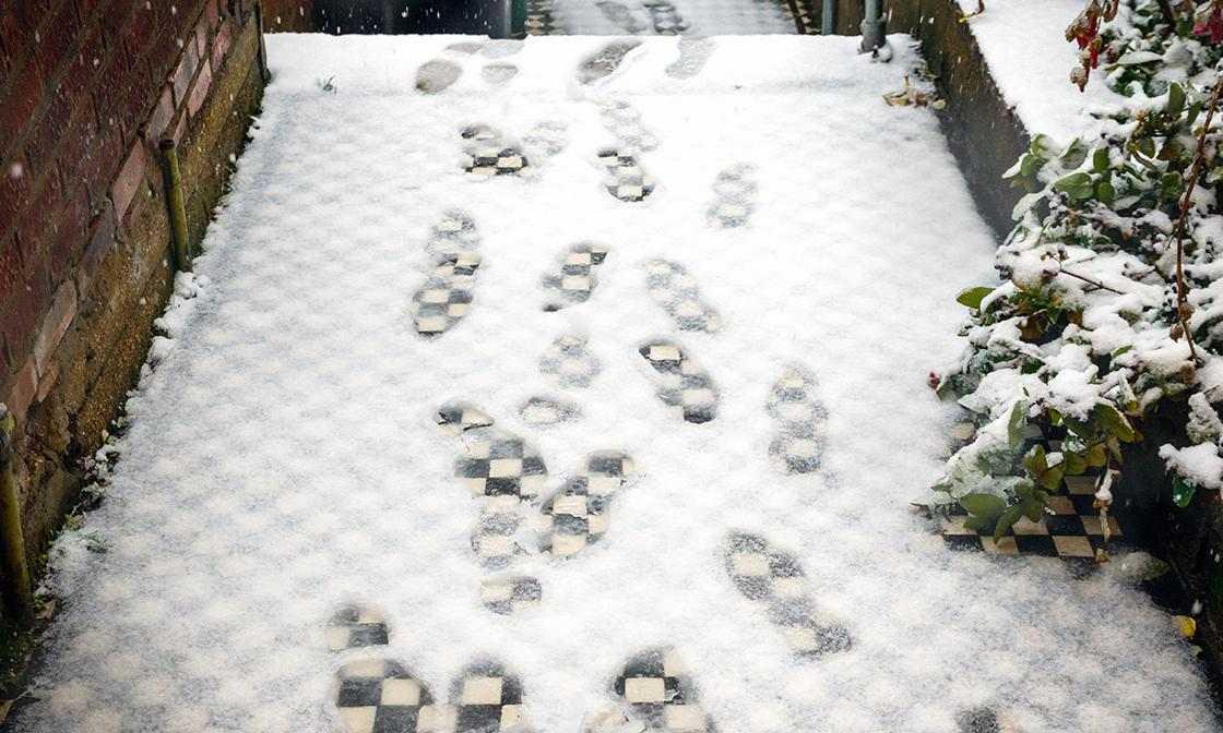 Winter Floor Care Blog