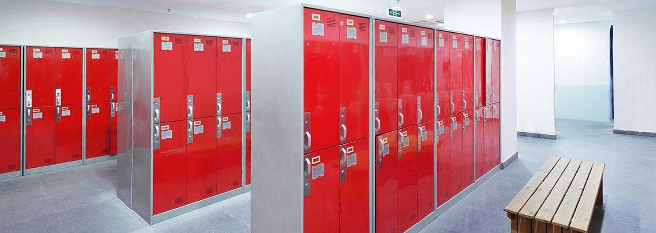 Cleaning Locker Rooms Blog