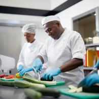 Good cleaning and hygiene promotes food safety